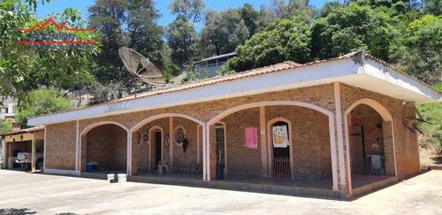 Chácara À Venda, 6000 M² Por R$ 1.590.000,00 - Portão - Atibaia/sp - Ch0202