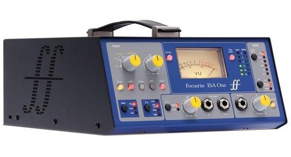 Pre Amplificador Focusrite Isa 1 Analogico One Analogue