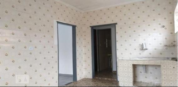 Casa Para Aluguel - Itaquera, 2 Quartos, 80 - 893075418