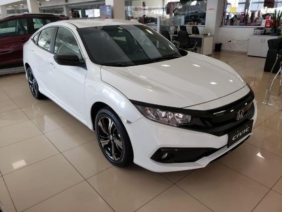 Honda Civic 2.0 16v Flexone Sport Cvt