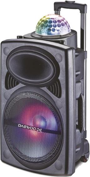 Parlante Disko Dw-d1001 2200w 12 Daewoo