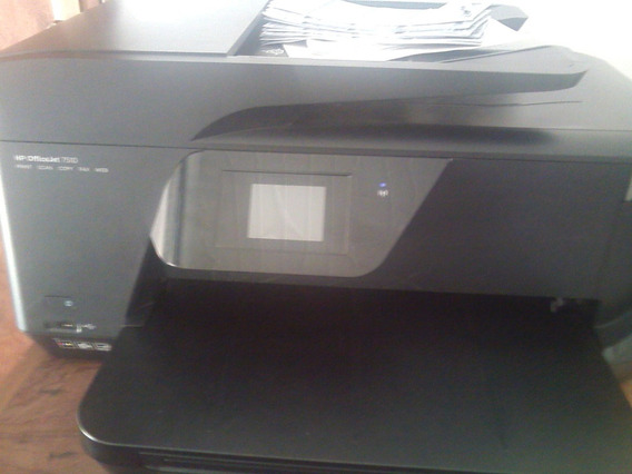Impressora Hp 7510