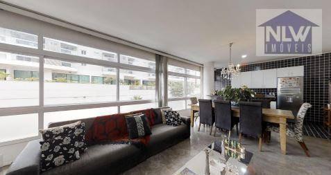 Apartamento Com 4 Dormitórios À Venda, 233 M² Por R$ 1.099.000,00 - Centro - São Paulo/sp - Ap1430