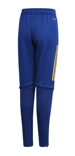 Pantalon Futbol Adidas Entrenamiento Boca Juniors Ninos Mercado Libre