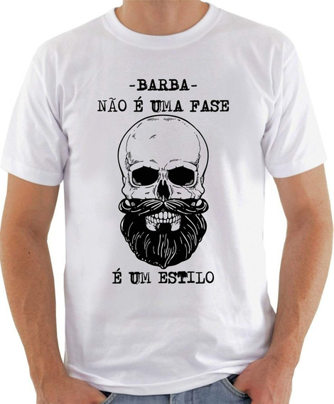 Camisa Para Barbudo! :d