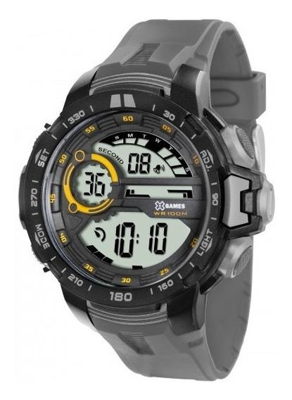 Relógio X-games Xmppd374 Bxgx Preto