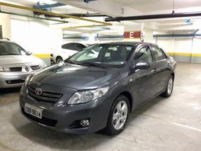 Toyota Corolla 1.8 16v Gli Flex Aut. 4p 2010 Blindado Armura