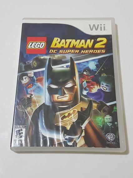 Lego Batman 2 Original Para Nintendo Wii