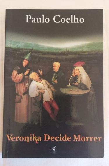 Livro Usado Veronika Decide Morrer