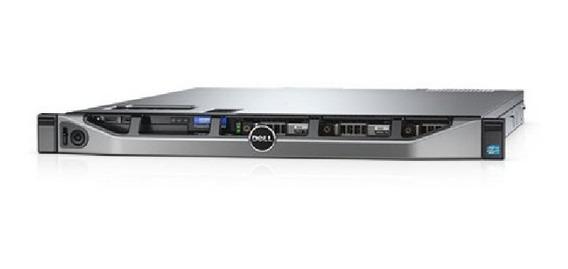 Servidor Dell Power Edge R430 Seminovo - 16gb Ram