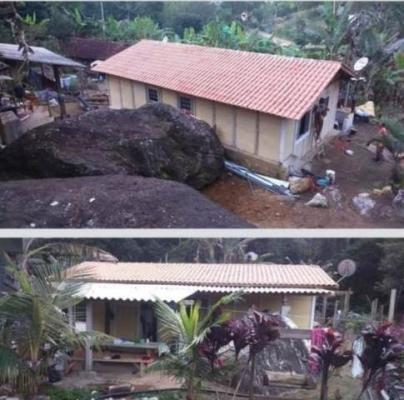 Imagem 1 de 9 de Chácara Em Itariri Com Piscina Natural E Cachoeira- Sp 7999