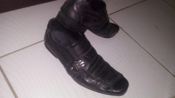 Sapato Social Muito Bom Confortavel E Estiloso De Coro