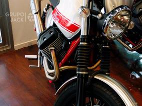 Motoplex Jack | Moto Guzzi Stornello V7ii Moto 0km Madero 2