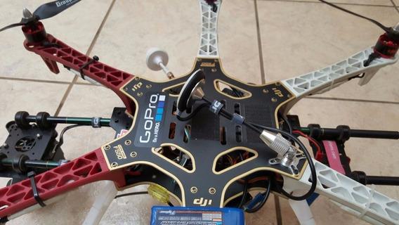 Dji F-550 Naza V2 Hexa =okm , Pronto Para Voo