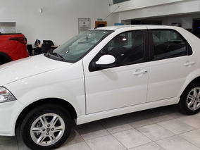 Fiat Siena Gnc 0km Anticipo $25.000. O Tu Usado Corsa,prisma