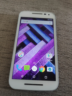 Moto G3 Turbo 16gb Branco