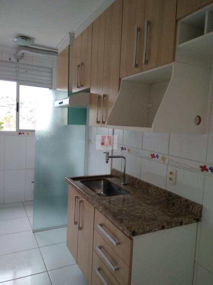 Apartamento Com 2 Dorms, Vila Alpina, São Paulo, Cod: 1153 - A1153