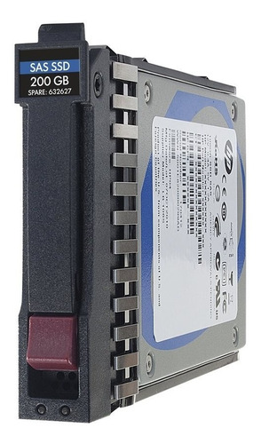 Disco Externo Rigido Memoria 1.2tb Hp Msa 12g Sas 10k 2 Op