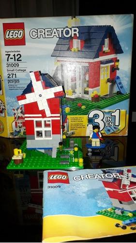 Lego Creator Casas 3 En 1