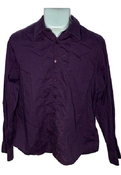 I Camisa 2xl Guess Id Aa63 U Detalle Hombre Remate!