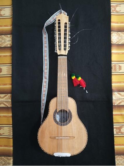 Bandolin Electroacústico De Concierto Boliviano