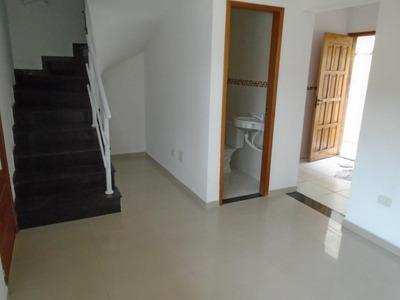 Sobrado Residencial À Venda, Vila Voturua, São Vicente. - So0395