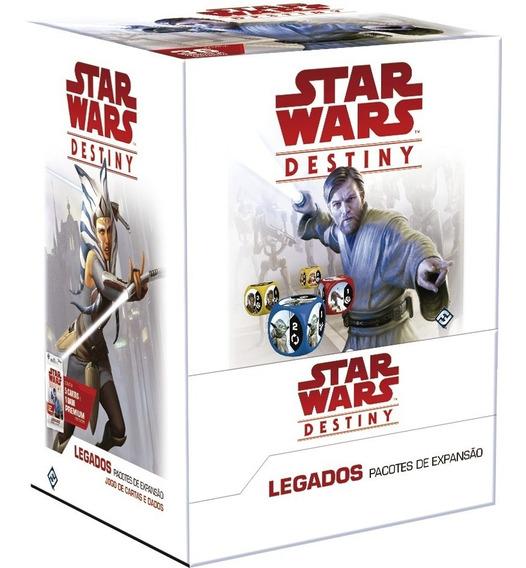 Star Wars Destiny - Booster Box - Legados