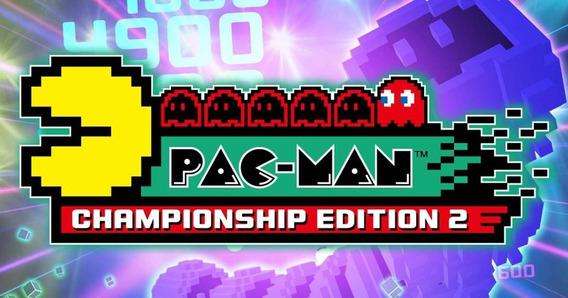 Pac-man Championship Edition 2 Ps4 Digital 1 Pacman Pac Man