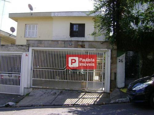 Sobrado Com 3 Dormitórios À Venda, 138 M² Por R$ 620.000 - Parque Jabaquara - São Paulo/sp - So1128