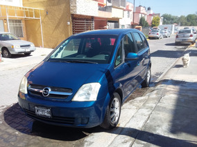 Chevrolet Meriva 5 Ptas, Version Comfort