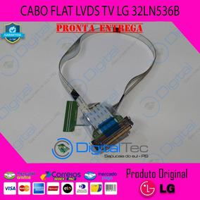 Cabo Flat Lvds Tv Lg 32ln536b Original