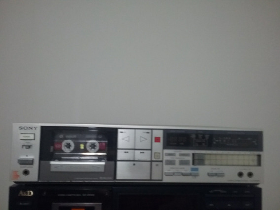 Tape Deck Sony Autoreverso Ñ Akai, Pionner, Yamaha,gradiente