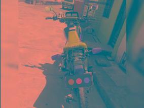 Moto Yamaha Dt 125 Negra
