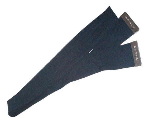 Cinturon Fajo Michael Kors De Tela Sin Hebilla Seminuevo Cinto Ajustable Puntas Plateadas Mk 164cm $390a