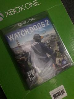 Watch Dogs 2 Xbox One Nuevo Y Sellado