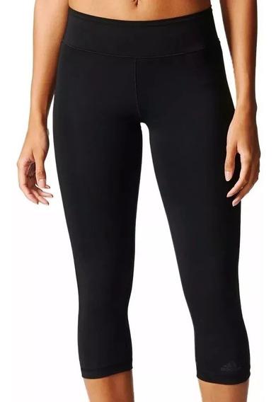 Mallas Leggings adidas Compresión Mujer 3/4 Gym Entrenar