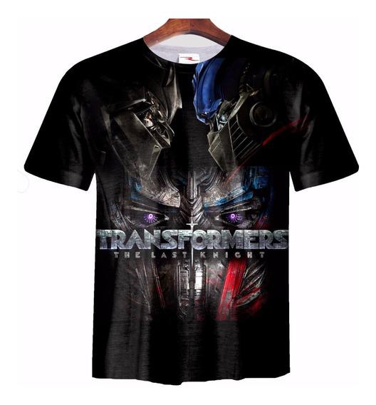 Remera Transformers Ranwey Pr150