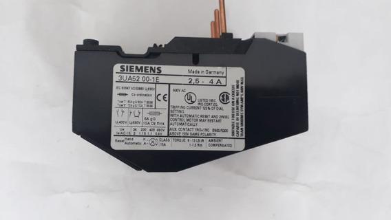 Rele Termico 2,5-4a Siemens 3ua52 00-1e