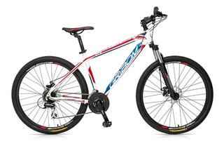 Bicicleta Mountain 27.5 Gribom Sarek Elite 2962mdi Santa Fe