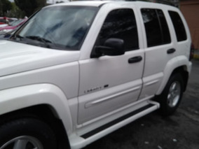 Jeep Liberty 3.7 Limited Sky Slider 4x2 Mt 2003
