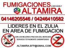 Altamira Servicio De Fumigación, Maracaibo-zulia 04146205546