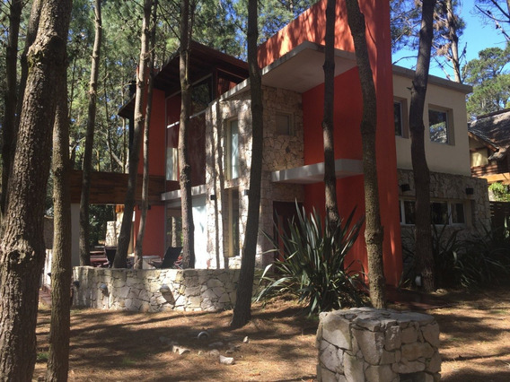 Alquiler Moderna Casa Mar De Las Pampas 9 Personas