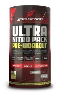 Aminoácidos - Ultra Nitro Pak - 44 Packs - Body Action