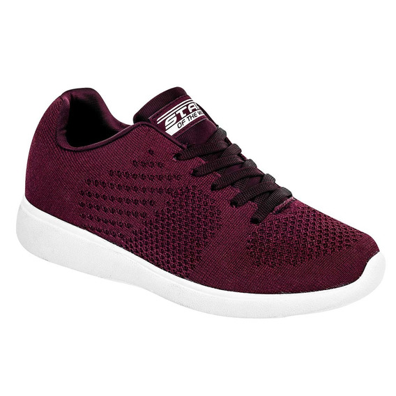 Tenis Casuales Marca Stars Of The World 7338 Dog