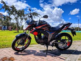 Suzuki Gixxer 2017 154 Cc Negra