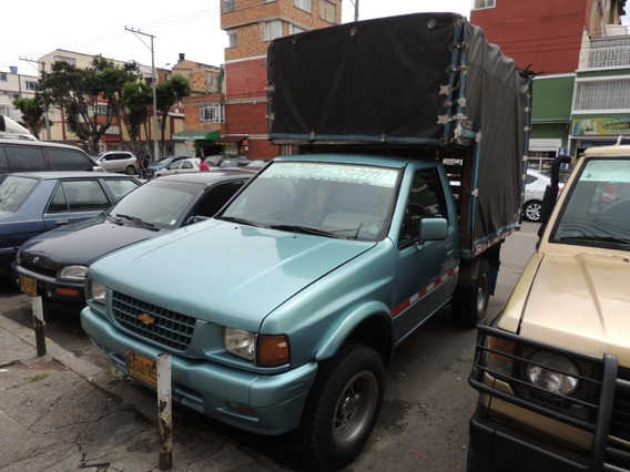 Chevrolet Luv 1.600 Mt