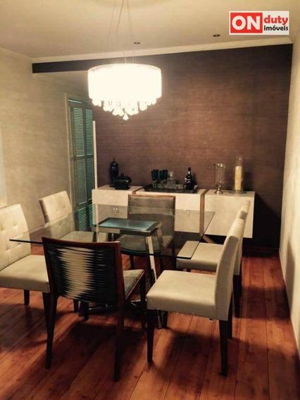 Apartamento Com 2 Dormitórios À Venda, 85 M² Por R$ 520.000 - Aparecida - Santos/sp - Ap4787