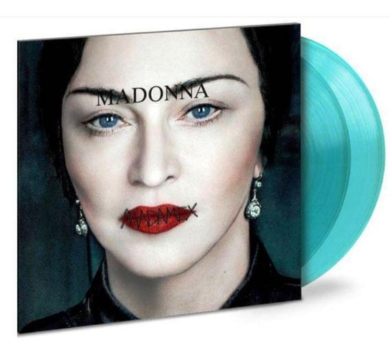 Lp Raro Madonna Madame X Edição Ltda De 1000 Cópias Leia !!