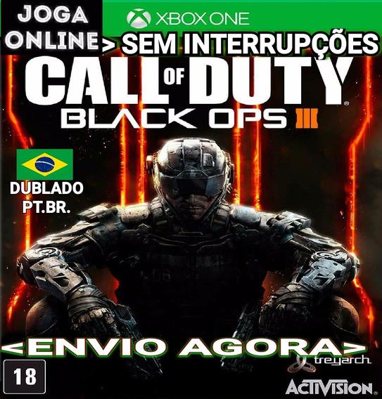 Call Of Duty Black Ops 3 Cod Bo 3 Xbox One Digital Original