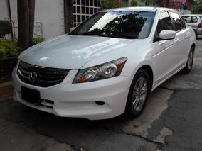 Honda Accord 2011 Lx 4 Cil. Automatico Tela Factura Original